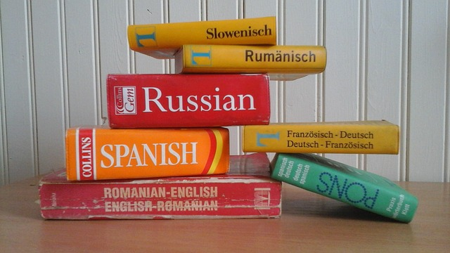 hromada slovníků